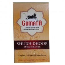 Благовония Gomata из коровьего навоза (Вриндаван)