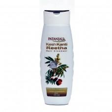 Patanjali Kesh Kanti Reetha Hair Cleanser (Травяной шампунь для сухих и жестких волос)