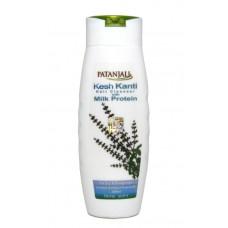 Patanjali Kesh Kanti Hair Cleanser With Milk Protein (Аюрведический Шампунь Патанджали Молочные Протеины)