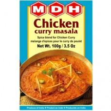 Chicken curry masala (Приправа для курицы)